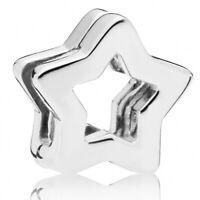 Sleek Star Clip PANDORA REFLEXIONS Charm 797544