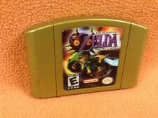 Zelda Majora's Mask *Authentic* Hologram Nintendo 64 Game N64 Super FREE SHIP!