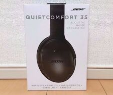 Free Shipping Noise Canceling Headphone Bose QuietComfort 35 WLSS BLK Wireless