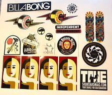 Skateboard Stickers 20 pack