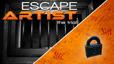 Escape Artist: The Trial STEAM KEY PC 2016 Adventure, Region Free, Fast Dispatch