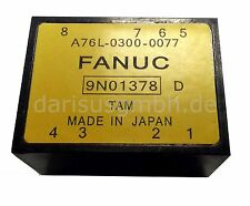 1 pc. A76L-0300-0077  FANUC  Isolations Amplifier  NEW