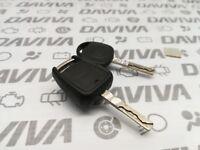 1998 Vauxhall Opel Vectra B RHD 1.8 Petrol Ignition Switch Lock Remote Key Fob
