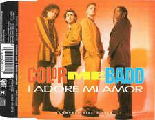 Color Me Badd - I Adore Mi Amor (CD, Single) CD 6128