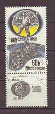Czechoslovakia, First Moon Landing, Cancelled to Order hinged, 1969