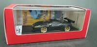 1:64 Veloce Ferrari 458 LB Performance Matt Black Resin ignition ig tarmac