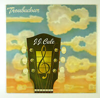 "12"" LP - J.J. Cale - Troubadour - B3587 - washed & cleaned"