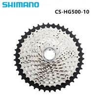 DEORE M6000 SHIMANO HG500-10 Cassette bicycle freewheel Deore 11 - 42T
