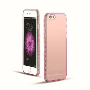 Cover Case TPU with Rhinestones Jewellery For IPHONE 6 6s 6 Plus 7 8