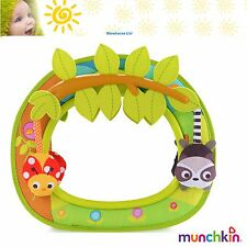 Baby View Mirror Munchkin Munchkin Swing Baby Insight Mirror 4 rear facing seats