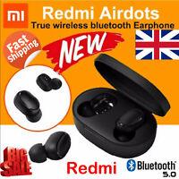 Xiaomi Redmi AirDots Bluetooth 5.0 TWS Wireless Earphone Active Earbuds Headsets