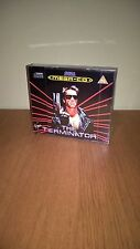 Sega Mega-CD The Terminator (factory sealed)