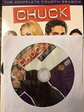 Chuck – Season 4, Disc 3 REPLACEMENT DISC (not full season)