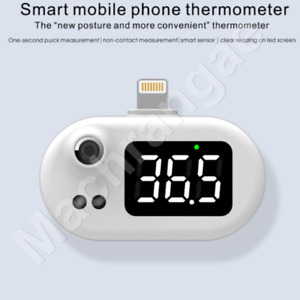 Quick / Fast Response Measuring Temperature - Smart USB Mobile Phone Thermometer