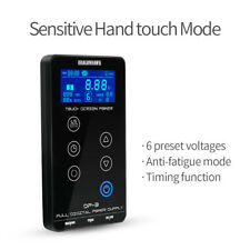 High Quality Tattoo Power Supply Touch Screen Intelligent Digital LCD Dual N