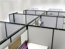 Acrylic Protective Guard 32x16 For Cubicles