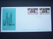British Antarctic Territory 1972 Silver Wedding Official First Day Cover Signy