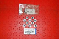 Mercedes Benz R129 W124 W140 OEM Air Cleaner Mounting Nut 10 Pack 1020940072