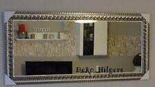 Spiegel Groß Wandspiegel Barock Art Medusa Badspiegel Dekoration Deko 150X70 Si
