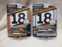 BOWE 2012 & 2013 TOURING CAR MASTERS 1969 FORD TRANS AM MUSTANG GREENLIGHT EXPO