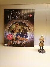 More details for game of thrones eaglemoss dornish guard