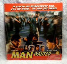Simon Yam MAN WANTED Laserdisc Yu Rong Guang, Chinese kung fu gangster
