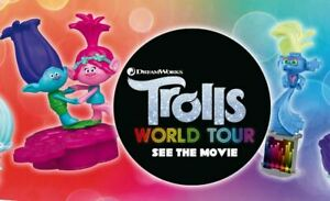 Trolls World Tour Kinder Surprise Toys - New for 2020 Choose the Ones YOU Want!