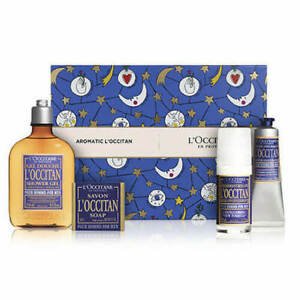 30%OFF L'Occitane AROMATIC L'OCCITAN COLLECTION Gift for Him ShowerGel AfterShav