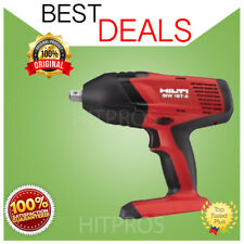 "HILTI SIW 18T-A 1/2""CORDLESS IMPACT DRILL DRIVER, NEW, BARE TOOL ONLY, FAST SHIP"