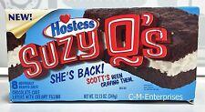 Hostess Suzy Q's Chocolate Snack Cakes 12.13 oz