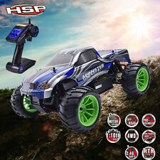 Genuine HSP Rc Truck 1/10 Scale 2.4Ghz Nitro Power 4wd Off Road 94108 Truck