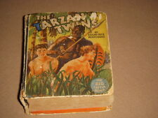 The Tarzan Twins, Big Little Book #770, Edgar Rice Burroughs, 1935, Whitman!