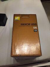 Obiettivo Reflex Nikon AF-S Nikkor 18-105mm 3,5-5,6 G ED Zoom VR
