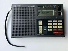SONY ICF 7600 DS Radio toutes ondes