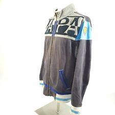 NAPAPIJRI Jacke Gr. L 50 52 Herren Pullover blau grau Antarctic 87 Sweatshirt