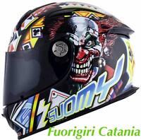 Casco carbonio integrale casque helmet capacete Suomy sr sport gamble top player