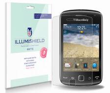 iLLumiShield Anti-Glare Matte Screen Protector 3x for BlackBerry Curve 9380