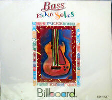 Bass Rockin' Solos (CD Billboard) Red Hot Chili Peppers, Smithereens - BN Sealed
