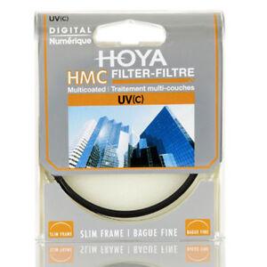 HOYA 37mm Multi-Coated HMC UV(C) Filter Slim MC Lenses for Canon Nikon Sony Lens