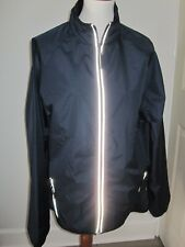 NEW Men's OLD NAVY wind breaker Jacket Spring Rain Coat NWOT Size Large Blue