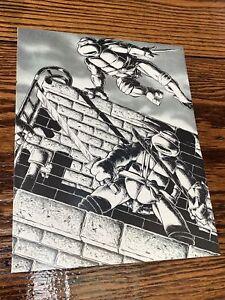 1988 Teenage Mutant Ninja Turtles Trade Paperback TPB Mirage Studios soft cover