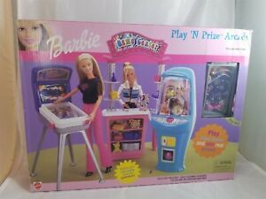 Mattel Barbie 2000 Play 'N Prize Arcade SEALED 67264 NRFB