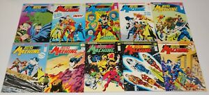 Justice Machine #1-29 VF/NM complete series + annual - comico comics gustovich