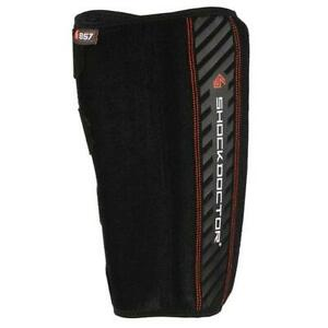 Shock Doctor Deluxe 857 Calf - Shin Wrap - One Size Fits Most - Sports Injury