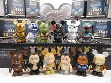 Star Wars Series 1 Vinylmation Set of 12 WITH Chaser Limited Edition Series One