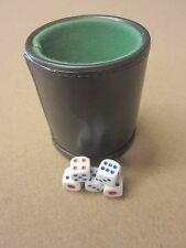 Fat Cat Dice Cup Cups & Dice Set