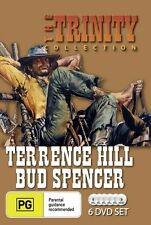 Terrence Hill & Bud Spencer - The Trinity Collection (DVD, 2011, 6-Disc Set)