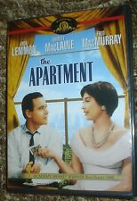 The Apartment (Dvd, 2001), New & Sealed, Widescreen, Region 1, Best Picture