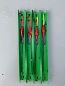 3 X STRONG SLIM POLE RIGS BANDED 0.5g QUALITY PRODUCTS USED.