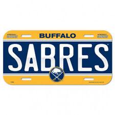 Buffalo Sabres  Logo License Plate